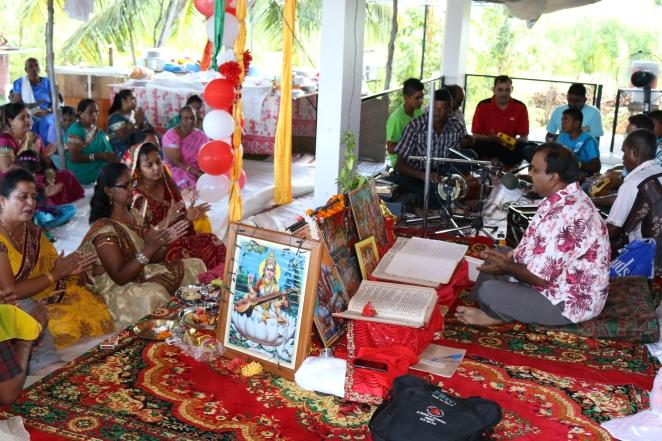 Hindi God Rama Celebration