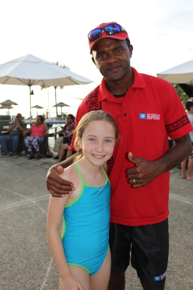 Matthew from Fiji